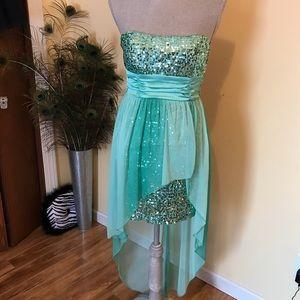 DEB party dress